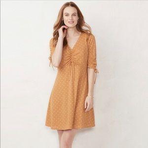 LC Lauren Conrad Dresses - LC Lauren Conrad Fit & Flare Dress.  NWT